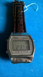 【送料無料】腕時計 ビンテージパルサークロノグラフケースvintage montre pulsar chronograph watch case