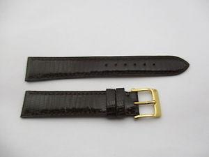 【送料無料】腕時計 ブレスレットマロンオートクチュールカミーユbracelet montre t16 lzard couleur marron haute gamme camille fournet