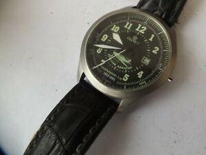【送料無料】腕時計 ビンテージパイロットa vintage rusiian automatic watch possbly pilots no 4470f 999