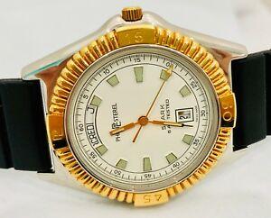 【送料無料】腕時計 フィリップスイスモデルビンテージウォッチphilip esterel swiss made day date watch uhr modello vintage anni 90 ms481 it
