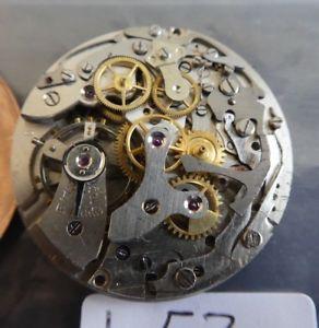 【送料無料】腕時計 マニュアルクロノグラフムーブメント?landeron manual chronograph movement cal l35