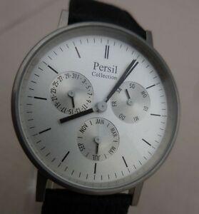【送料無料】腕時計 コレクションancienne montre allemande persil collection edition limite a 6 fonctions 1990