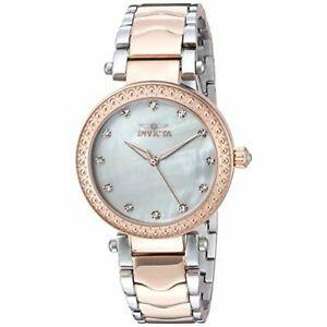 【送料無料】腕時計 ワイルドフラワーステンレススチールウォッチinvicta wildflower 23966 stainless steel watch