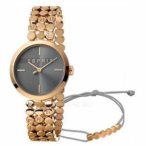 【送料無料】腕時計 レディースブレスレットブラックローズゴールドクォーツ¥ウォッチ