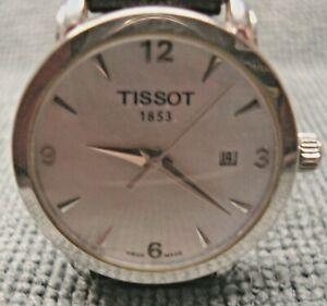 【送料無料】腕時計 ビンテージティソレディースクォーツステンレススチールウォッチvintage tissot 1853 ladies quartz mother of pearl day stainless steel watch