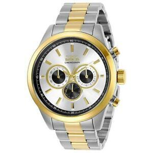 【送料無料】腕時計 メンズスチールケースクオーツアナログウォッチブレスレットアンプ29172 invicta mens specialty steel bracelet amp; case quartz analog watch