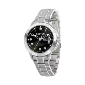 【送料無料】腕時計 orologio sector 270 r3253578006 al quarzo analogico solo tempo acciaio acciaio