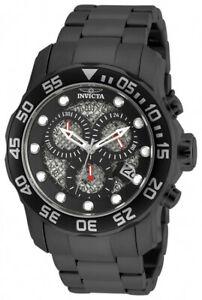 【送料無料】腕時計 メンズプロダイバークォーツクロノグラフステンレススチールinvicta mens pro diver quartz chronograph 300m stainless steel watch 19838