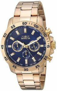 【送料無料】腕時計 メンズカジュアルクオーツステンレススチールウォッチinvicta 21504 mens specialty quartz stainless steel casual watch