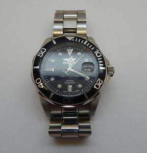 【送料無料】腕時計 ブラックアンプステンレススチール
