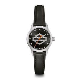 【送料無料】腕時計 ハーレーダビッドソンharley davidson 76l181 womens stone set wristwatch