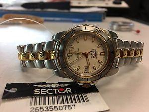 【送料無料】腕時計 セクターレディーススイスサファイアクリスタルsector ladies swiss made watch sapphire crystal