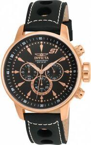 【送料無料】腕時計 メンズクロノグラフレザーストラップウォッチラリー mens invicta 16013 s1 rally gpx chronograph leather strap watch