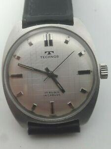 【送料無料】腕時計 ダテクノステクノスorologio da polso technos fhf 96 ottime condizioni wristwatch technos fhf 96