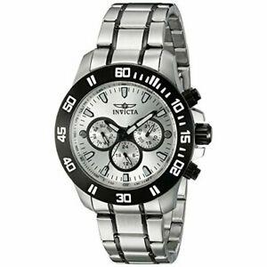 【送料無料】腕時計 ステンレススチールクロノグラフウォッチinvicta specialty 21485 stainless steel chronograph watch