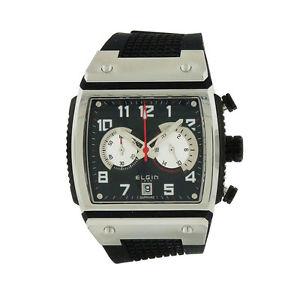 【送料無料】腕時計 メンズブラックアナログブラックシリコンウォッチ