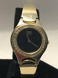 【送料無料】腕時計 ladies movado esq swiss quartz 100564 watch 16030e4