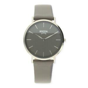 【送料無料】腕時計 チタンウォッチboccia damenuhr titan 327301