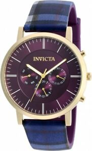 【送料無料】腕時計 メンズヘリテージコレクションシリコンストラップウォッチ mens invicta 20081 heritage collection plaid silicone strap watch