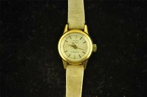 【送料無料】腕時計 ビンテージレディーススイスファーマンvintage ladies swiss spritzer fuhrman automatic wristwatch running