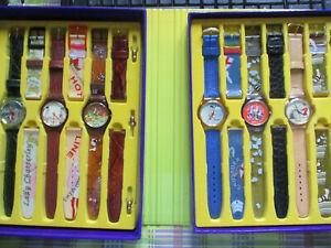 【送料無料】腕時計 forattini orologi da collezione periodo 1995, nuovi non indossati, originali