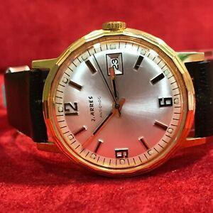 【送料無料】腕時計 montre j arres mcanique annes70 calibre hp17
