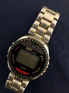 【送料無料】腕時計 データリンクウォッチtimex datalink microsoft astronaute nasa watch 43 x45 mm