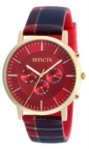 【送料無料】腕時計 メンズヘリテージコレクションシリコンストラップウォッチ mens invicta 20079 44mm heritage collection plaid silicone strap watch
