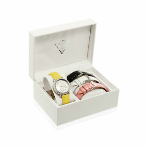 【送料無料】腕時計 レディースボックスguessu95043l2 ladies boxed watch four best color together