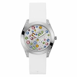 【送料無料】腕時計 guess w1059l1 womens wonderlust wristwatch