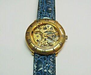 【送料無料】腕時計 スイスmontre squelette swiss