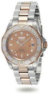 【送料無料】腕時計 メンズプロダイバーメートルトーンステンレススチールinvicta mens pro diver automatic 200m two tone stainless steel watch 9423