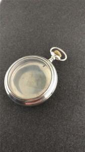 【送料無料】腕時計 ヴィンテージサイズポケットケースキーストーンレバーセットウォッチ