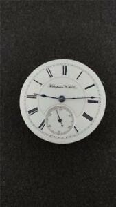 【送料無料】腕時計 ヴィンテージサイズポケットハンプデンスプリングフィールドウォッチ