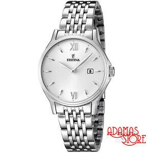 【送料無料】腕時計 クラシックorologio donna festina acero classic f167482