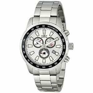 【送料無料】腕時計 ステンレススチールクロノグラフinvicta specialty 1554 stainless steel chronograph watch