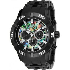 【送料無料】腕時計 ##クオーツステンレススチールポリウレタンウォッチinvicta 26531 men039;s 039;sea spider039; quartz stainless steel and polyurethane watch