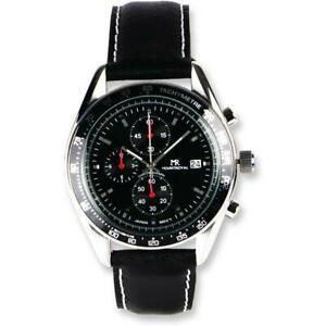 【送料無料】腕時計 マウントロイヤルmen mountroyal leather wrist watch