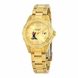【送料無料】腕時計 レディースクオーツステンレススチールウォッチカジュアルinvicta womens character collection quartz stainless steel casual watch,