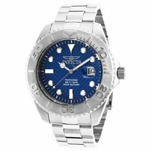 【送料無料】腕時計 プロダイバーステンレススチールウォッチinvicta pro diver 15176 stainless steel watch