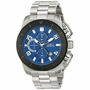 【送料無料】腕時計 プロダイバーステンレススチールクロノグラフウォッチinvicta pro diver 23405 stainless steel chronograph watch