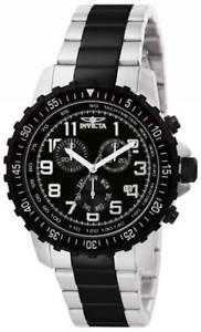 【送料無料】腕時計 #クロノグラフトーンステンレススチールinvicta men039;s invicta ii chronograph twotone stainless steel watch 1326