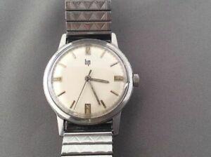 mcanique acier 【送料無料】腕時計 リップmontre r557 lip en ancienne toute