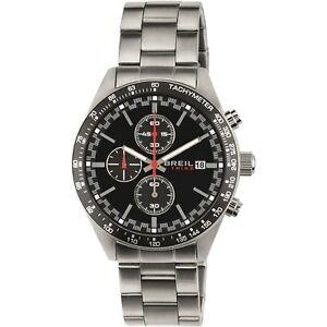 【送料無料】腕時計 スポルティーボグラフィカルネロレッドウォッチorologio breil tribe fast sportivo uomo ew0321 acciaio cronografo watch nero red