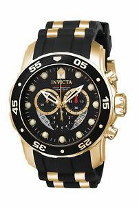【送料無料】腕時計 スキューバダイバークロノグラフウォッチinvicta 6981 scuba diver chronograph watch