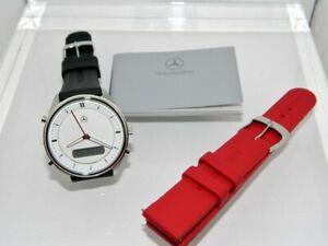 【送料無料】腕時計 メルセデスベンツエディションデュオステンレススチールシリコンストラップneues angebotmens mercedes benz clk edition duo display stainless steel watch,silicon s