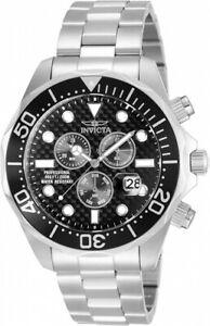 【送料無料】腕時計 メンズプロダイバースイスクオーツクロノグラフステンレススチールinvicta mens pro diver swiss quartz chrono 200m stainless steel watch 12568