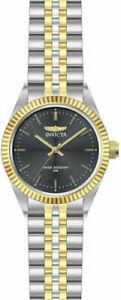 【送料無料】腕時計 メンズトーンステンレススチールウォッチ29377 invicta mens specialty quartz two tone stainless steel watch