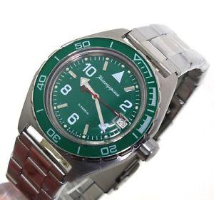 【送料無料】腕時計 ヴォストークロシアウォッチvostok komandirskie russian military watch 650858