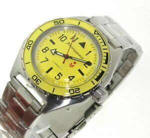 【送料無料】腕時計 ヴォストークロシアウォッチvostok komandirskie russian military watch 650859